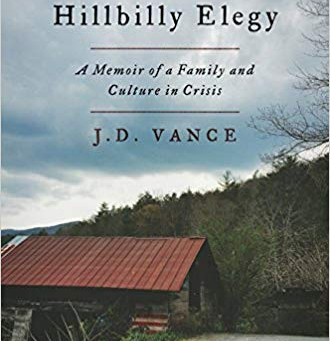 About a book: Hillbilly Elegy by J.D. Vance