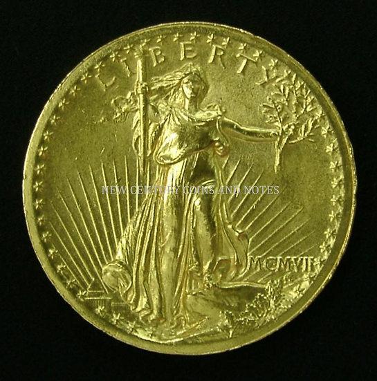 U.S.A 1907 $20
