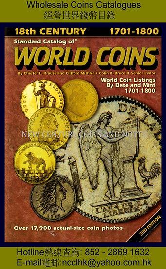 00x Kp World Coins 1701 a