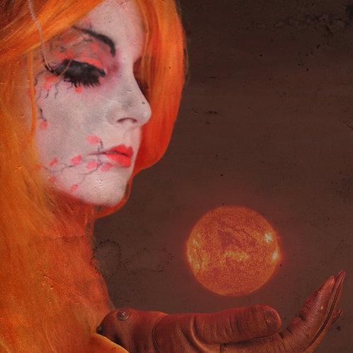 Orange Moonshine
