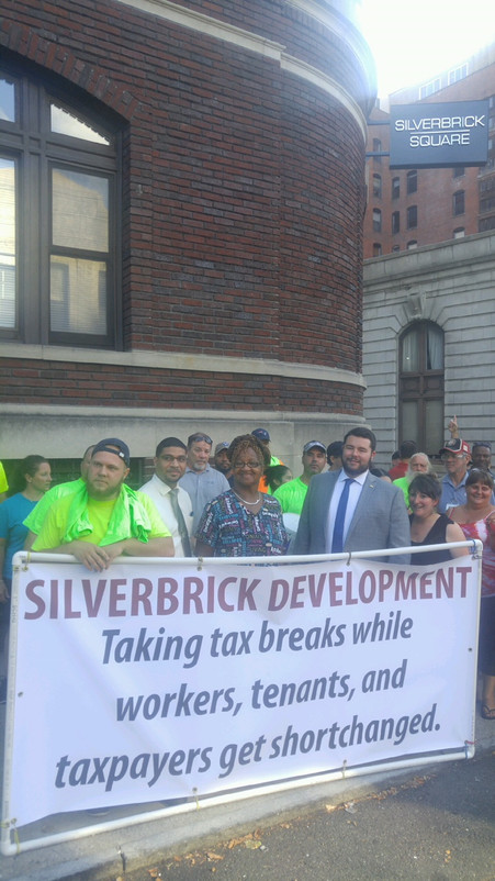 Councilors Ramos, Lederman, Gomez tell SilverBrick to follow the law or forfeit tax-incentive