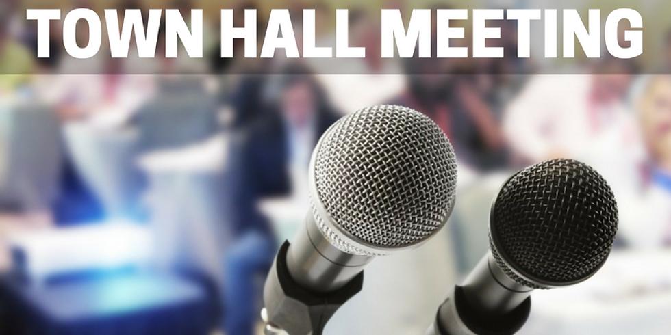 City Councilor Jesse Lederman's Town Hall Meeting