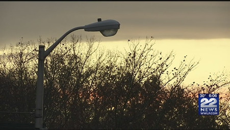 Dim, non-working street lights causing Springfield residents to question safety (WWLP)