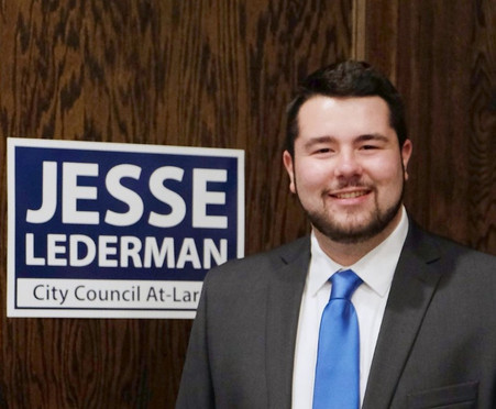 Councilor Lederman Appointed Chairman of Health and Human Services Committee, Green Committee