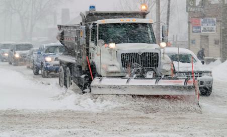Councilor Lederman Praises Public Roll-Out of Springfield DPW Snow Map