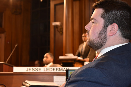 Councilor Lederman Submits Over 2,500 Signatures to Legislative Conference Committee Against State I