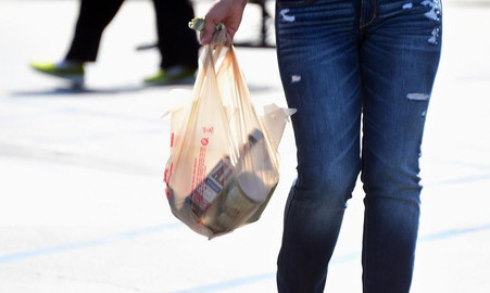 Springfield Again Considers A Plastic Bag Ban (WAMC)