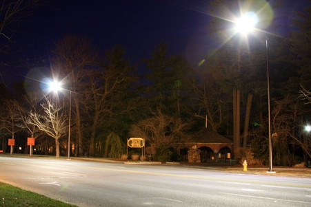Mood brightens after 600 streetlights repaired in Springfield (MassLive)