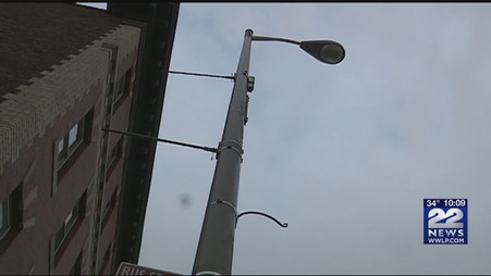 Proposed audit to assess, repair street lights in Springfield (WWLP)