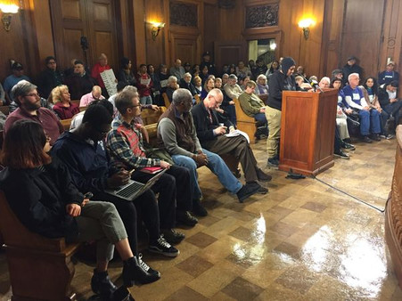 Springfield City Council passes ordinance welcoming immigrants (MassLive)