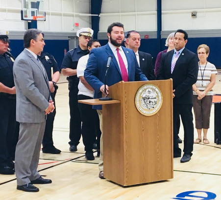 'Unlike Washington, D.C.': Springfield mayor, city councilors praise compromise reached on marijuana