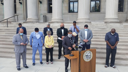 Springfield City Councilors Call For Police Policy Changes, Other Reforms (WAMC)