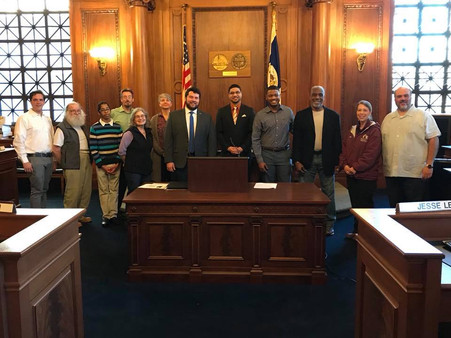 Volunteers Eager To Tackle Environmental Issues, Create First Dog Park In Springfield (WAMC)
