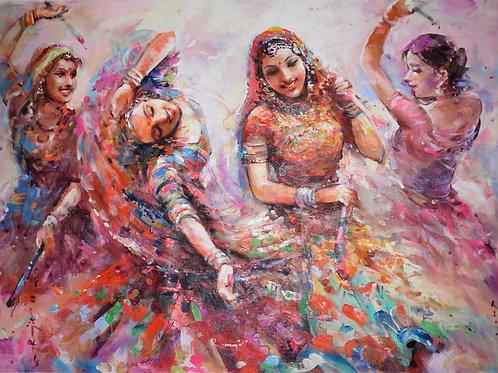 The Dandia Celebration 7