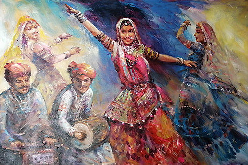 The Festival in Pushkar
