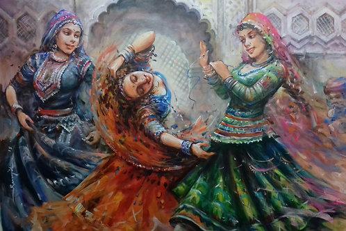 The Ghumar Celebration 7