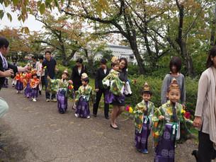 千年かわらぬ秋祭(この先の千年も)
