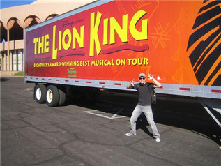 The Lion King Broadway National Tour