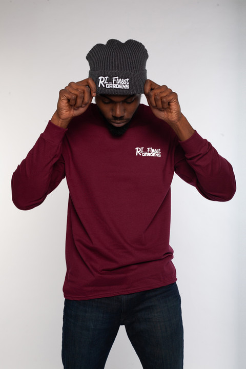 RIFG Long Sleeve T and Beanie