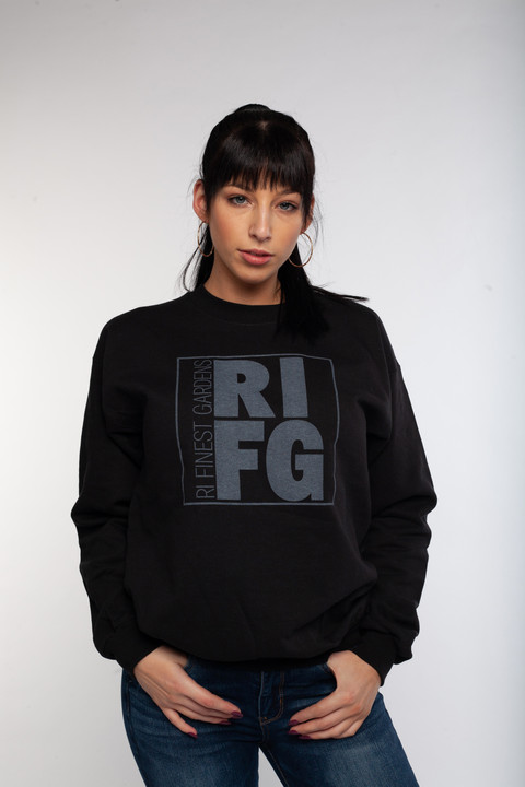 RIFG Distressed Crewneck