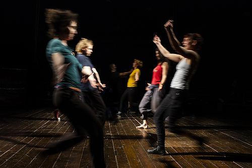 Cirque Rouages - Julien Athon