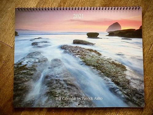 2021 Color Calendar - MISPRINT