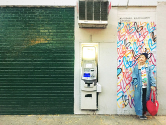 SATOKO KOJIMA × amic5T NYC (pt.3)