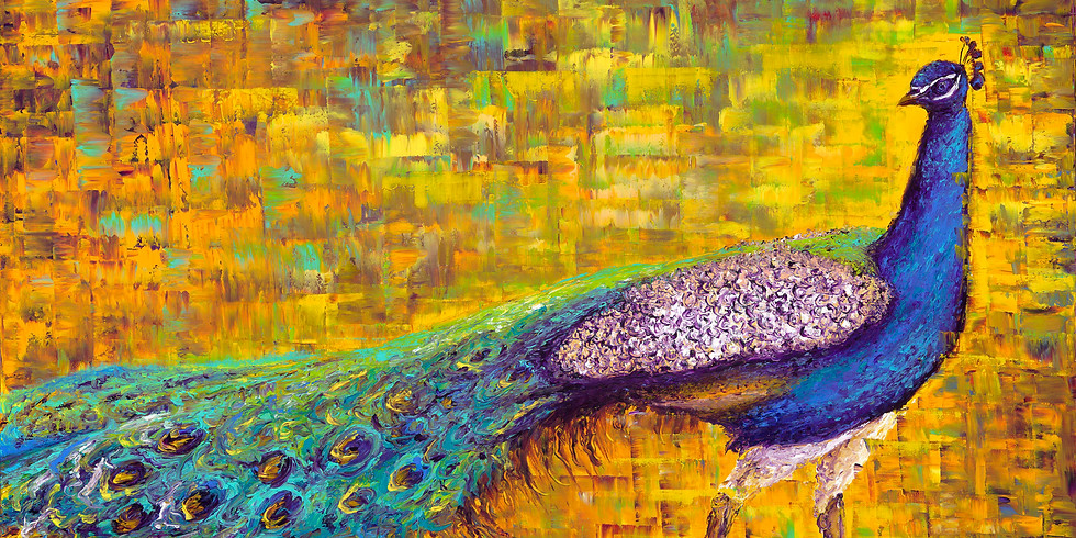 """September 21st-23rd   Advanced Finger Painting Workshop: """"From Concept to Canvas"""" w/ Kimberly Adams"""
