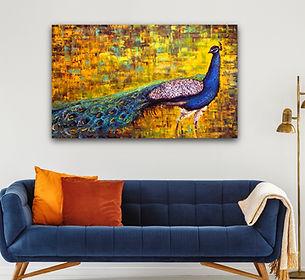 Peacock on wall.jpg