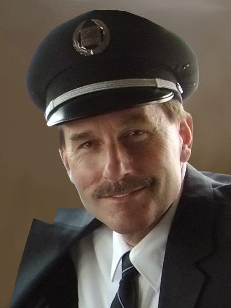 """Mr. Jeff Skiles, First Officer, """"The Miracle on the Hudson"""""""