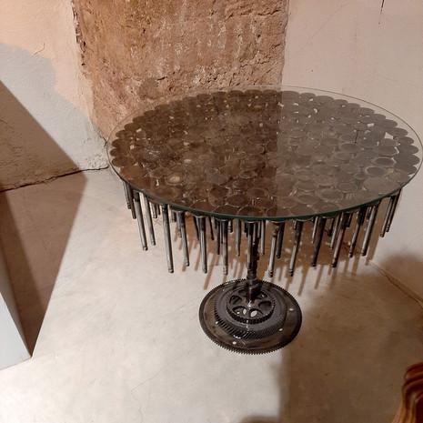 Round Valves Table