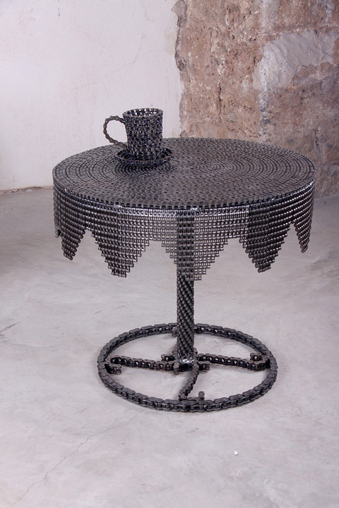 Lace Table