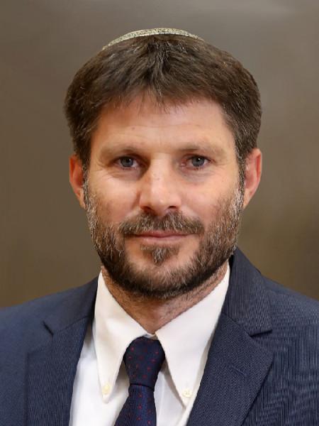 Mr. Bezalel Smutrich, Kenesset Member, Minister of Transportation