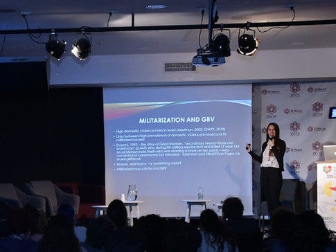 Liat Biron, CEO of the Forum for Regional Thinking