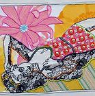 darren ball textile artist