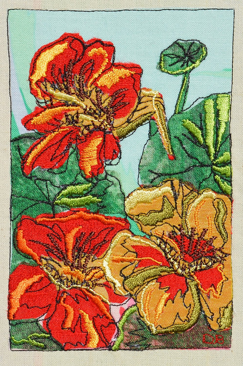 Giclee prints - Flower series (A4)