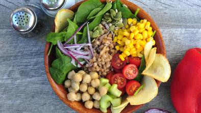 Healthy Lunch Miami Beach