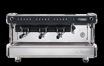 Επαγγελματική μηχανή καφέ espresso La Cimbali M26 BE Black