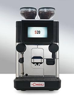 Αυτόματη μηχανή καφέ espresso La Cimbali S20