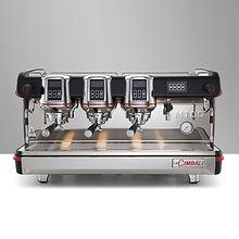 Επαγγελματική μηχανή καφέ espresso La Cimbali M100 Attiva Black