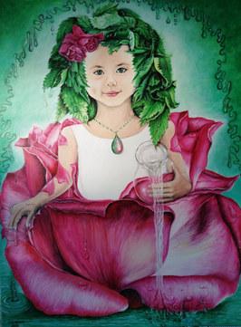 Nyah in Rose