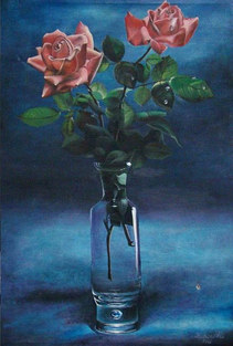 Crying Roses