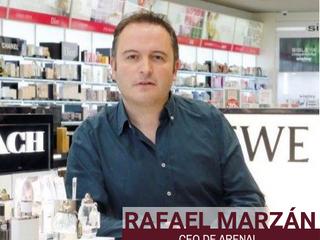 El CEO de Arenal, Rafael Marzán, nueva confirmación para 100 Consejos 2019
