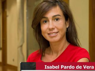 Isabel Pardo de Vera, presidenta de Adif, ponente en 100 Consejos Santander 2020