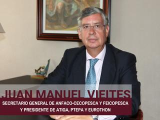 Juan Manuel Vieites, Secretario General de ANFACO-CECOPESCA.