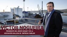 Víctor Nogueira, Presidente del Grupo Nogar, primera confirmación para 100 Consejos 2019