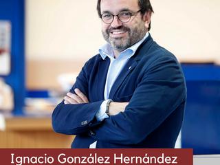 Ignacio González, Consejero Delegado del Grupo Nueva Pescanova, ponente en 100 Consejos 2018