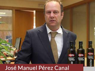 Nuevo ponente 100 Consejos 2018 José Manuel Pérez Canal, Consejero Delegado de Aceites Abril