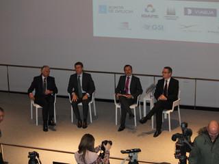 Feijóo pide a los empresarios que confíen en Galicia y augura mejores datos.