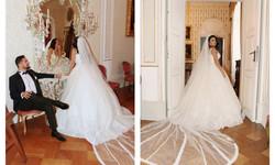 Wedding Shooting Schloss